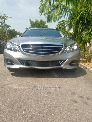 Mercedes-Benz E350 2015 Silver | Cars for sale in Abuja (FCT) State, Gwarinpa