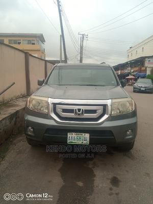 Honda Pilot 2008 EX 4x4 (3.5L 6cyl 5A) Gray | Cars for sale in Lagos State, Magodo