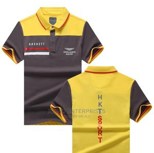 Hackett Polo T Shirt Original   Clothing for sale in Lagos State, Surulere