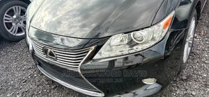 Lexus ES 2015 350 FWD Black | Cars for sale in Rivers State, Port-Harcourt