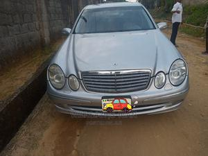 Mercedes-Benz E320 2005 Silver | Cars for sale in Cross River State, Calabar