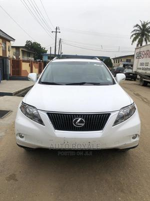 Lexus RX 2012 350 AWD White | Cars for sale in Lagos State, Isolo