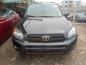 Toyota RAV4 2008 Black   Cars for sale in Lagos State, Ojodu