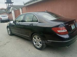 Mercedes-Benz C300 2011 Black | Cars for sale in Rivers State, Port-Harcourt