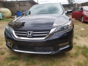 Honda Accord 2013 Black | Cars for sale in Lagos State, Magodo