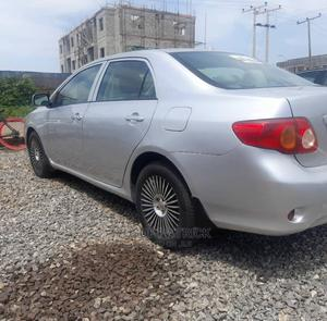 Toyota Corolla 2009 Silver | Cars for sale in Abuja (FCT) State, Lokogoma