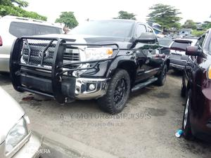Toyota Tundra 2015 Black   Cars for sale in Lagos State, Apapa