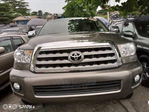Toyota Sequoia 2010 Gray | Cars for sale in Lagos State, Apapa