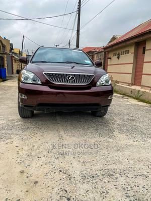 Lexus RX 2007 350 4x4 Brown | Cars for sale in Lagos State, Gbagada