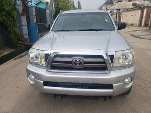 Toyota Tacoma 2008 4x4 Double Cab | Cars for sale in Lagos State, Oshodi