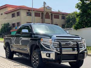 Toyota Tundra 2016 Black   Cars for sale in Abuja (FCT) State, Central Business District