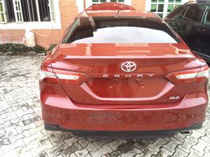 Toyota Camry 2018 Red   Cars for sale in Lagos State, Victoria Island