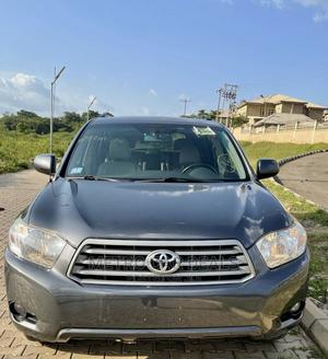 Toyota Highlander 2010 Limited Gray   Cars for sale in Abuja (FCT) State, Central Business District