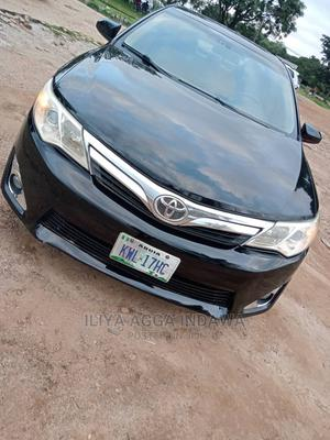 Toyota Camry 2012 Black | Cars for sale in Abuja (FCT) State, Lokogoma