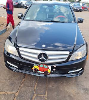 Mercedes-Benz C300 2009 Black | Cars for sale in Delta State, Aniocha North
