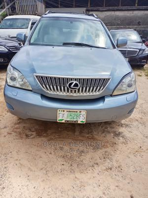 Lexus RX 2008 Blue   Cars for sale in Delta State, Warri