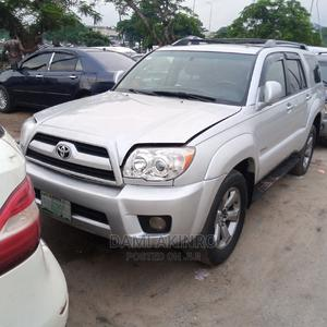 Toyota 4-Runner 2007 Limited V8 Silver | Cars for sale in Lagos State, Amuwo-Odofin