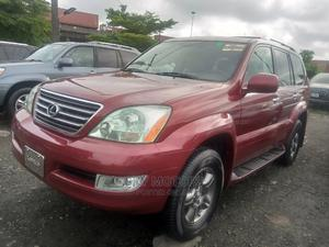 Lexus GX 2009 470 Red   Cars for sale in Lagos State, Apapa