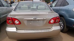 Toyota Corolla 2008 1.8 CE Gold | Cars for sale in Lagos State, Alimosho