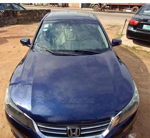 Honda Accord 2014 Blue   Cars for sale in Lagos State, Ikotun/Igando