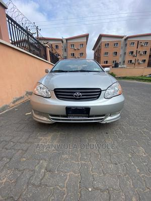 Toyota Corolla 2004 S Silver | Cars for sale in Lagos State, Oshodi