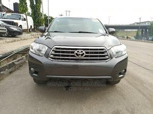 Toyota Highlander 2010 Limited Gray   Cars for sale in Lagos State, Ogudu