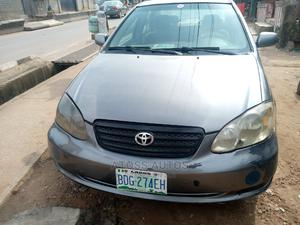 Toyota Corolla 2004 Gray | Cars for sale in Lagos State, Abule Egba