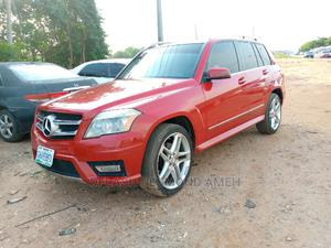 Mercedes-Benz GLK-Class 2010 350 Red | Cars for sale in Abuja (FCT) State, Lokogoma