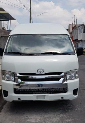 Toyota Hiace 2016 White | Buses & Microbuses for sale in Lagos State, Amuwo-Odofin