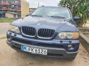 BMW X5 2005 Blue | Cars for sale in Lagos State, Victoria Island