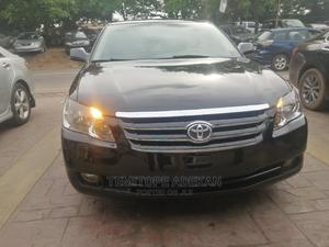 Toyota Avalon 2007 Limited Black | Cars for sale in Lagos State, Magodo