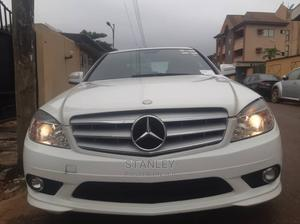 Mercedes-Benz C300 2008 White | Cars for sale in Lagos State, Yaba