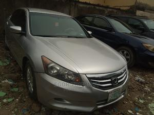 Honda Accord 2010 Coupe EX-L V-6 Automatic Silver | Cars for sale in Lagos State, Apapa