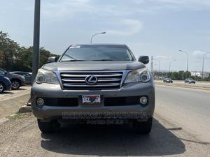 Lexus GX 2012 460 Premium Gray | Cars for sale in Abuja (FCT) State, Gwarinpa