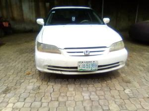 Honda Accord 2002 Coupe Silver   Cars for sale in Osun State, Osogbo