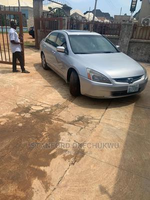 Honda Accord 2006 Silver | Cars for sale in Abuja (FCT) State, Wuse