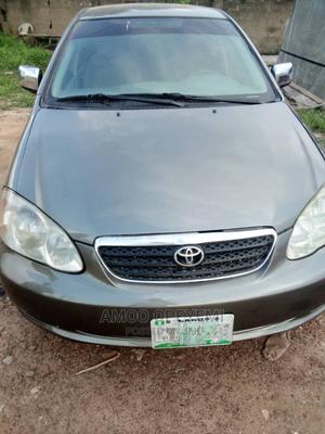 Toyota Corolla 2006 1.4 VVT-i Green | Cars for sale in Oyo State, Egbeda