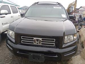 Honda Ridgeline 2006 Black | Cars for sale in Lagos State, Ojodu