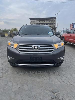Toyota Highlander 2011 SE Gray   Cars for sale in Lagos State, Ajah