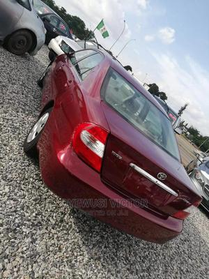 Toyota Camry 2006 Red | Cars for sale in Kaduna State, Kaduna / Kaduna State