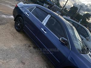 Honda Accord 2005 Automatic Blue   Cars for sale in Lagos State, Yaba