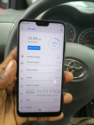 Nokia 6.1 Plus (X6) 64 GB Black   Mobile Phones for sale in Lagos State, Victoria Island