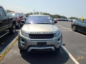 Land Rover Range Rover Evoque 2013 Pure Plus AWD Silver   Cars for sale in Lagos State, Ogba
