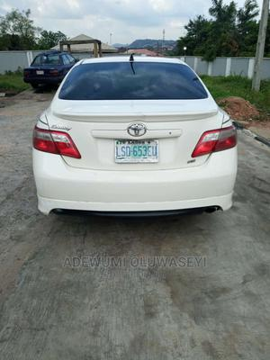 Toyota Camry 2008 2.4 SE Automatic White   Cars for sale in Ondo State, Akure