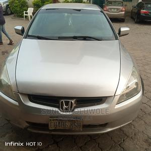Honda Accord 2005 Silver | Cars for sale in Abuja (FCT) State, Apo District