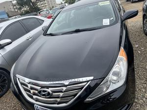 Hyundai Sonata 2013 Black   Cars for sale in Abuja (FCT) State, Central Business District
