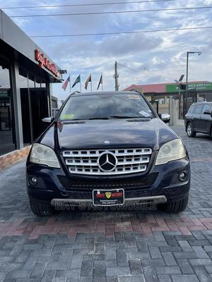 Mercedes-Benz M Class 2010 ML 350 4Matic Blue   Cars for sale in Lagos State, Lekki