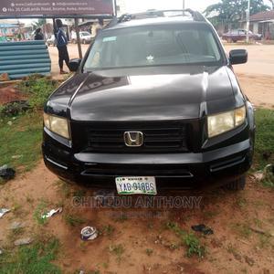 Honda Ridgeline 2007 Black | Cars for sale in Anambra State, Awka