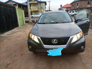 Lexus RX 2012 Gray | Cars for sale in Lagos State, Abule Egba