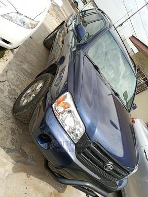 Toyota Highlander 2004 Limited V6 4x4 Blue | Cars for sale in Lagos State, Ikeja